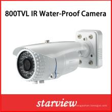 800tvl impermeable IR CCTV cámara de seguridad de la bala (W21)