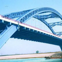 Wz-B023 Steel Structure Bridge Manufacture