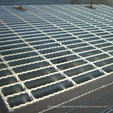Steel Gratings as Trench Cover