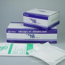 cotonete não tecido hidrofílico