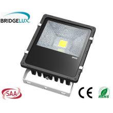 Luz de inundação de poupança de energia CE Aprovação de RoHS 12 volts 20watt levou luzes de inundação ao ar livre