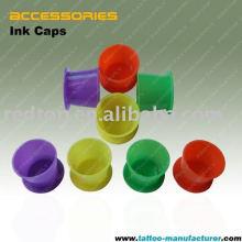 Accessoires de tatouage Coupe d'encre colorée
