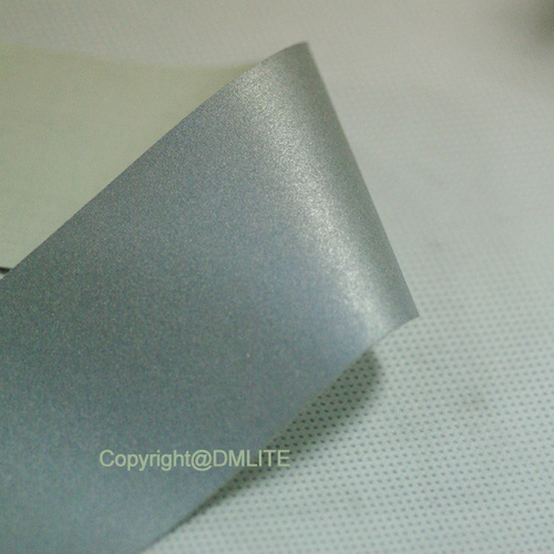 Washing Enhanced Silver Reflective Fabric Safety Garment