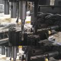 CNC-Bohrmaschine für H-Träger