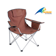 Beach Chair With Pillow And Pocket