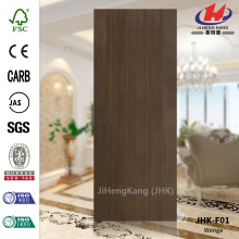 Wenge Flat Mould HDF MDF Veneer Door Skin
