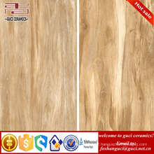 China building materials 3D ink jet wood like floor tiles ceramic thin tile