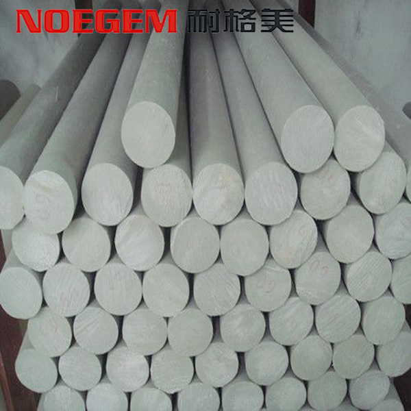 Natural Color Pp Plastic Rod