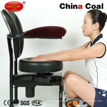 Ce fauteuil à bascule latéral électrique Hula certifié