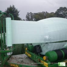 Silagem de agricultura de rolo de filme plástico
