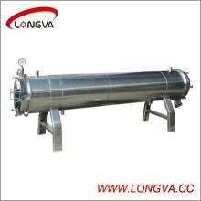 Stérilisateur de tuyaux en acier inoxydable pour vin