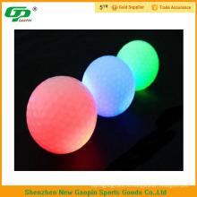 Освещенные мячи для гольфа-идеально подходит для ночного гольфа и на практике дальней дистанции и расстояния выстрела