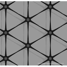 Multidirection Plastic / PP Geogrid stretched para el refuerzo