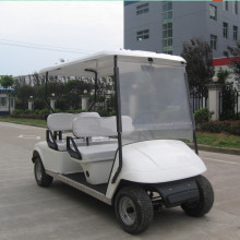 Best Quality for 4 Seaters Electric Golf Carts 4 wheel electric golf cart with good price for sale export to Pakistan Manufacturers
