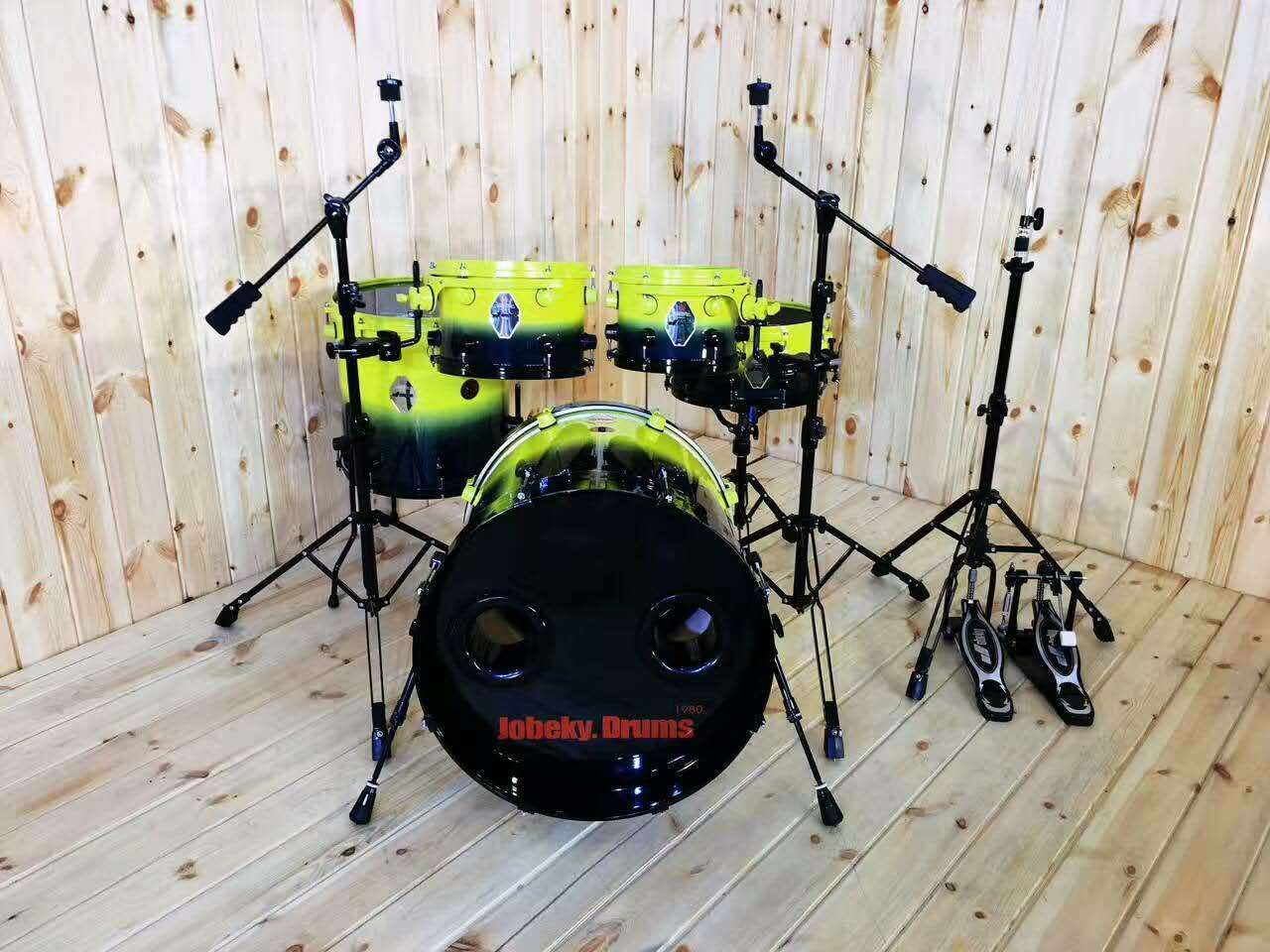 Good Quality Lacquer Drum Kit