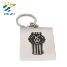 Keychain spécial en gros de logo fait sur commande de bruit de qualité