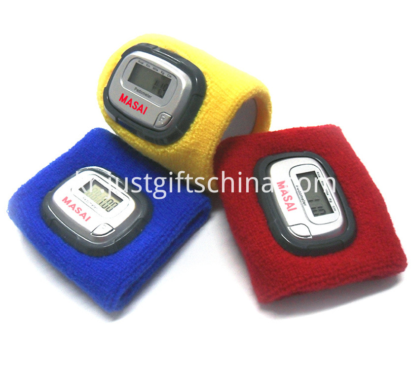 Customized wristband Pedometers