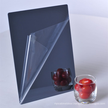 OLEG factory customized plastic silver acrylic mirror sheets