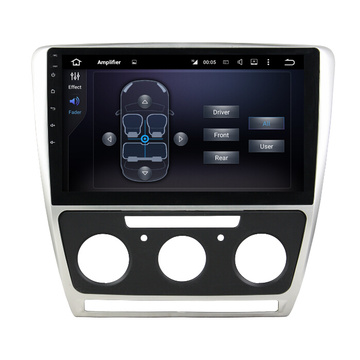 Car DVD Player For Skoda Octavia 2010-2014