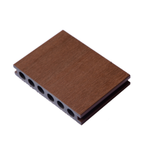Outdoor wood-plastic floor co-extruded balcony rosewood flooring