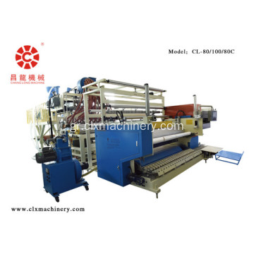 PE Film Extruder Ταινία Stretching Famous Brand