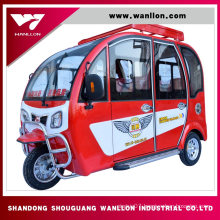 650W Three Wheel Electric Scooter Adult Tricycle From China