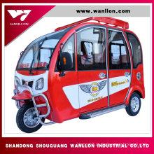 Triciclo adulto do trotinette elétrico de três rodas 650W de China