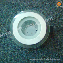 Fábrica industrial LED panel disipador de calor aluminio