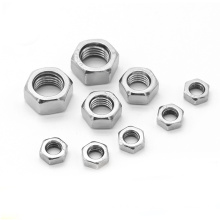 A2 a4 stainless steel DIN929 DIN928 hexagon weld nuts