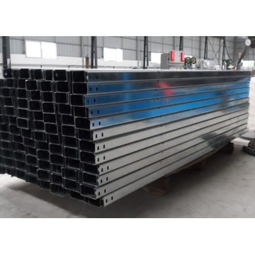 Galvanized Steel Cable Tray Membuat Mesin