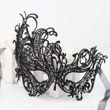 Sexy dance lace mask black party lace mask
