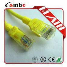 Calidad superior Certificado UL 1m cable de remiendo cat6