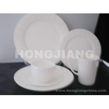 Bone China Dinner Set (HJ068007)