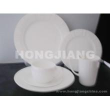 Ensemble de dîner en ossée en Chine (HJ068007)