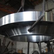Jimeng GROUP koolstofstaal van uitstekende kwaliteit GOST 12821-80 PN6 voorlasflenzen