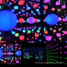 50mm DMX RGB LED TrikLits