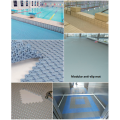 Interlocking Swimming Pool Surround Fliesen