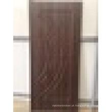 PVC Porta Interior Cnc Routing Modern Designed Surface
