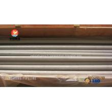 B677 N08904 Tube sans couture d'acier inoxydable