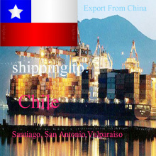 Logistics Company Sea Freight Ocean Cargo Shipping Agent From China to Chile