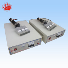 Ultrasonic System For Welding Paper Cups