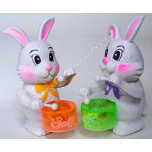 Drum Rabbit Toy (120501)