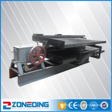 Mining Ore Gravity Copper Separation Shaker Shaking Table