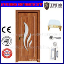Hot Sale New Product PVC MDF Interior Room Door