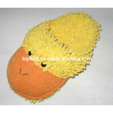 Sapatos de brinquedo chinelos de pelúcia animal (tf9726)