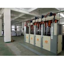 Suela de zapato vertical de PVC TPR que hace la máquina