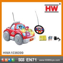 мультфильм автомобиля вращение с электрические rc автомобиль зарядное устройство