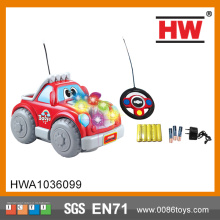 kartun kereta bergilir-gilir dengan pengecas kereta rc elektrik