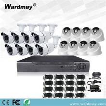 CCTV 16ch 1.0MP Security Alarm DVR Systems