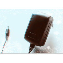 Adaptador de corriente de alta calidad de la transferencia directa de CE RoHs 100-240v AC 10V 500mA DC